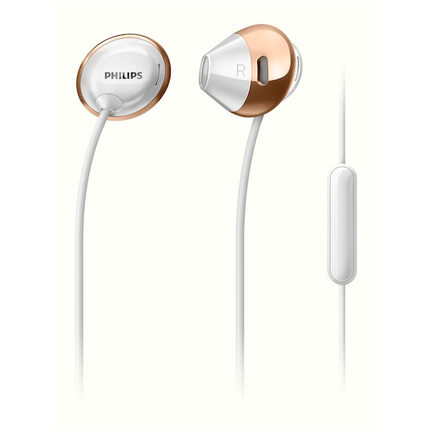 Philips SHE4205WT wit