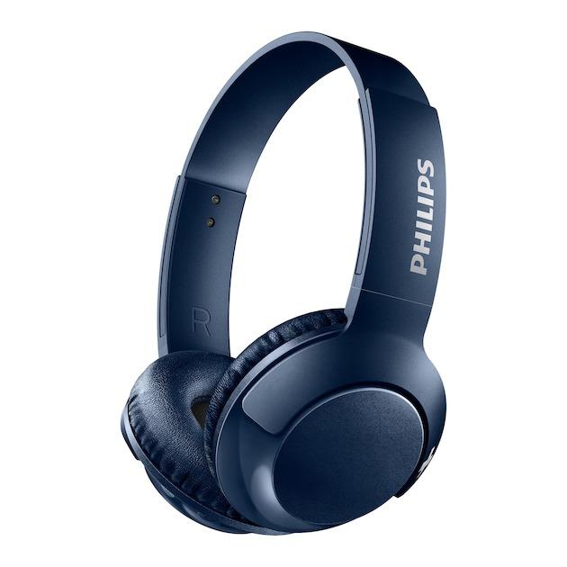 Philips SHB3075BL blauw