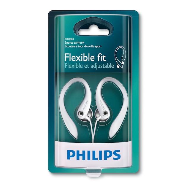 Philips SHS3300WT wit