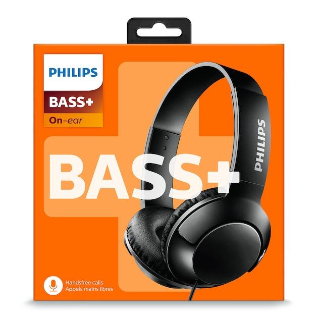Philips SHL3075BK zwart