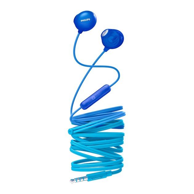 Philips SHE2305BL blauw
