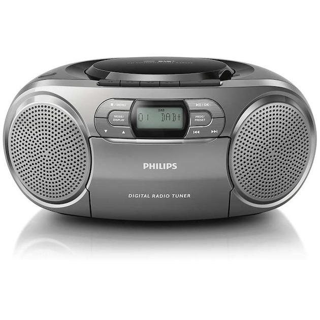Philips AZB600 grijs