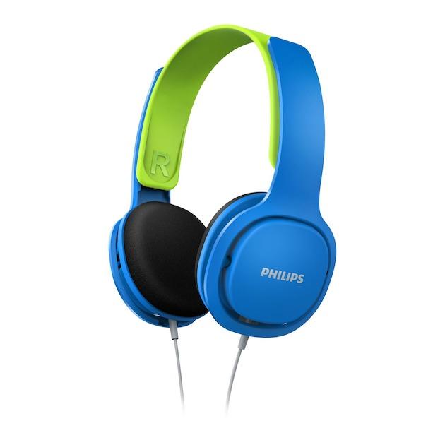 Philips SHK2000BL kids blauw/groen