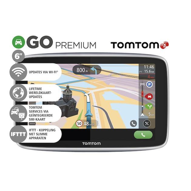 """Tomtom GO Premium 6"""" World"""