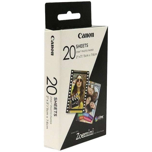 Canon ZINK PAPER 20 vel
