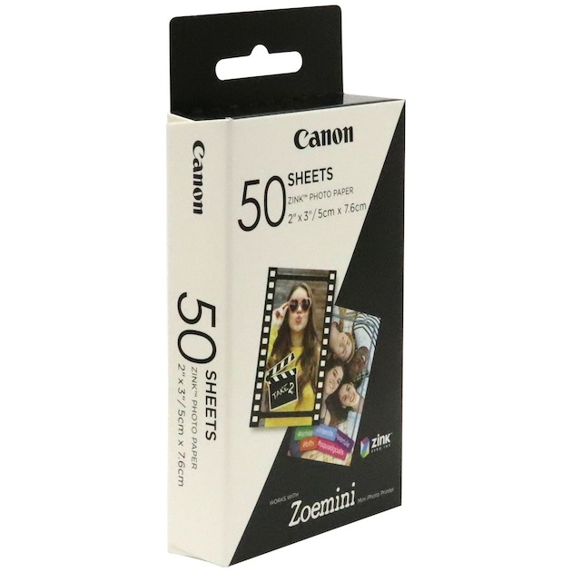 Canon ZINK PAPER 50 vel
