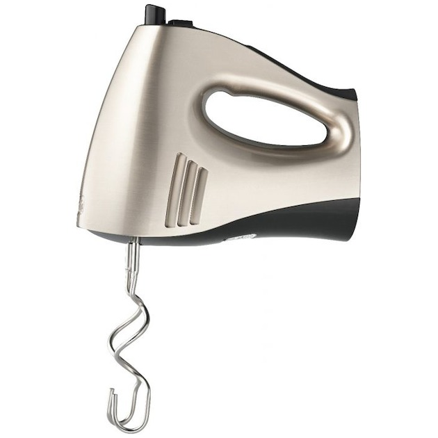 Solis 8371 Hand & Stick Mixer Handmixer - Metalic design