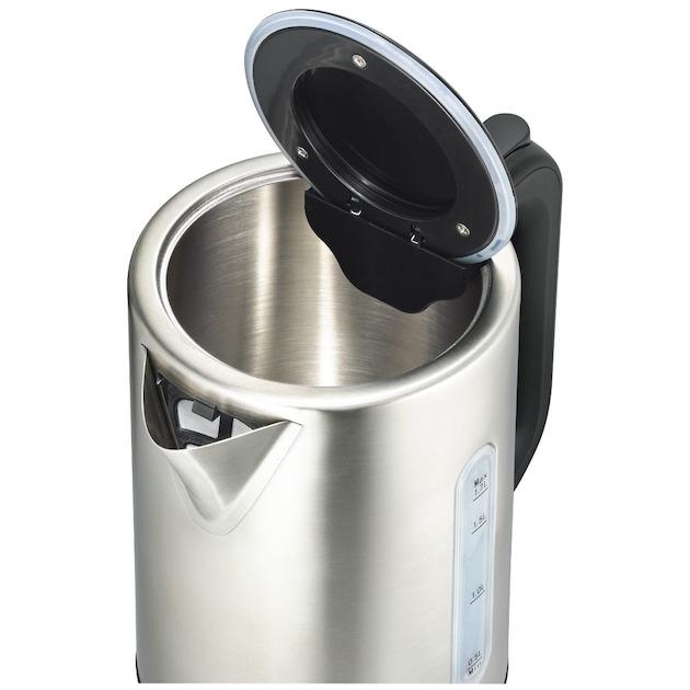 Solis 5516 Vario Temp Kettle Waterkoker - RVS rvs