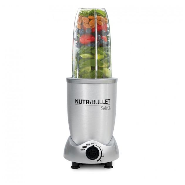Nutri Bullet Select W 1000W 10-delig