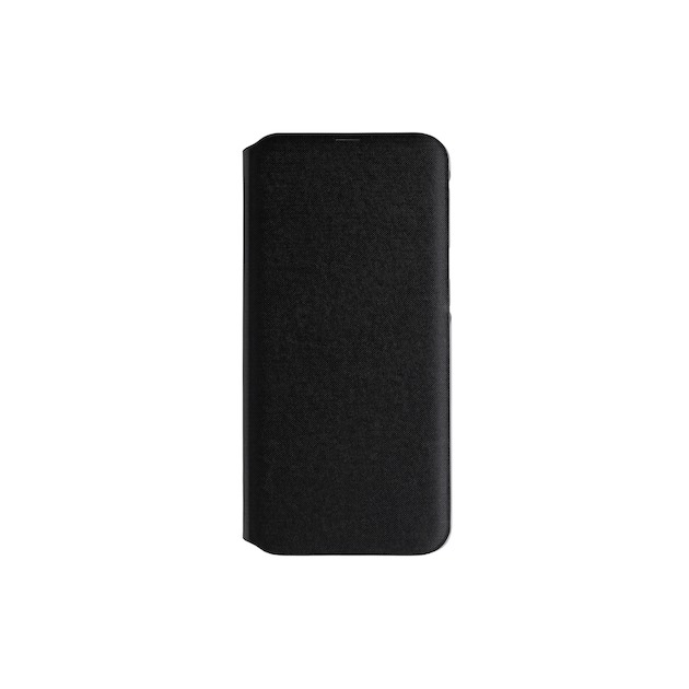 Samsung Wallet Cover voor Galaxy A40 zwart