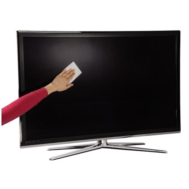 Hama Reinigingsgel voor TV 200ml+ microvezeldoek