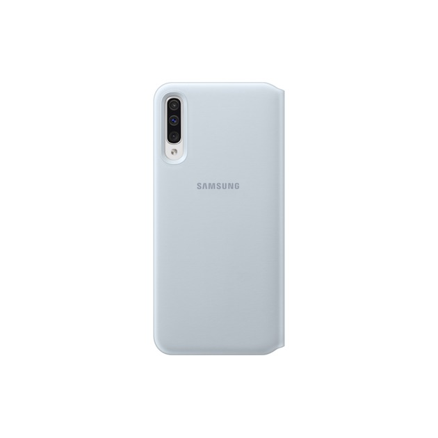 Samsung Wallet Cover voor Galaxy A50 / A30s wit