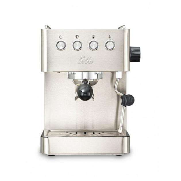 Solis 1014 Barista Gran Gusto  Pistonmachine Espressomachine
