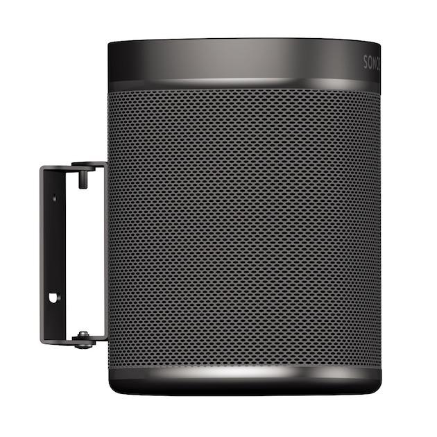 Hama Muurbeugel voor Sonos PLAY 1 swivel zwart