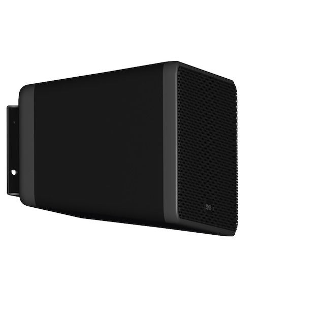 Hama Muurbevestiging voor Sonos Play 3 swivel zwart