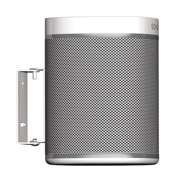 Hama Muurbeugel voor Sonos Play 1 swivel wit