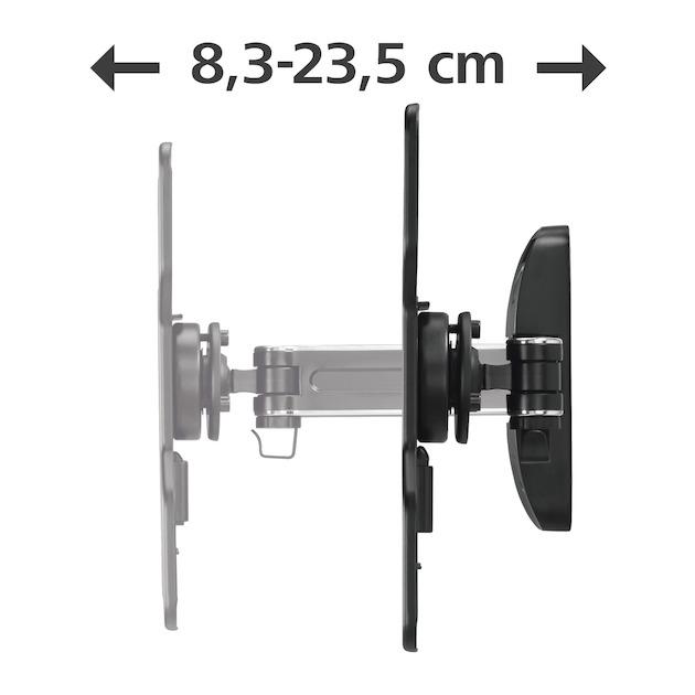 Hama Zwenkbare TV-beugel Premium 1 arm