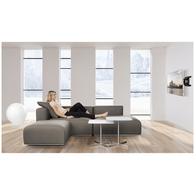 Hama Zwenkbare TV-beugel Premium 800x400
