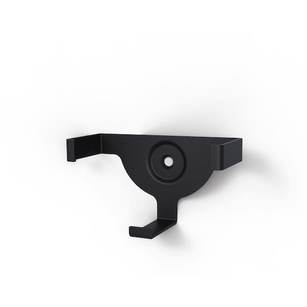 Hama Wandhouder voor Echo Dot (2. generatie) zwart