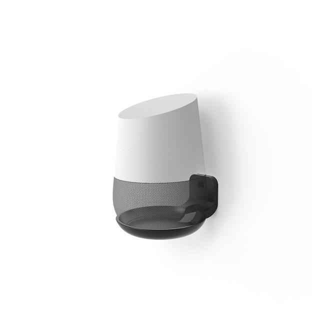Hama Wandhouder voor Google Home zwart