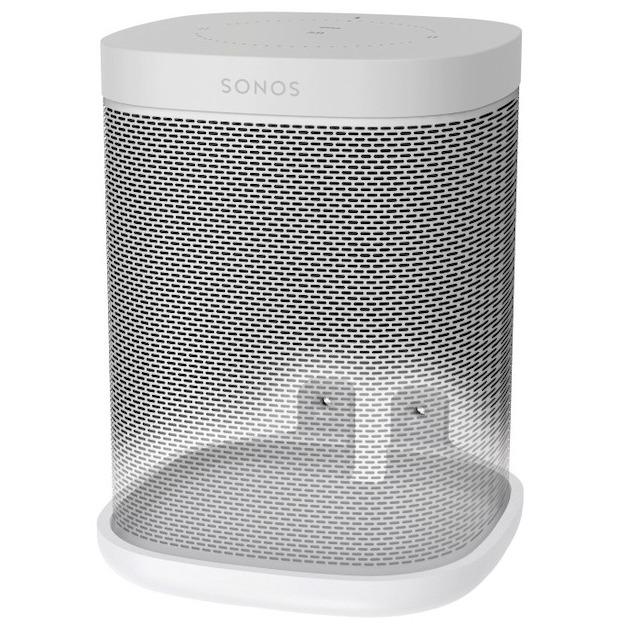 Hama Wandhouder voor Sonos One/One SL wit