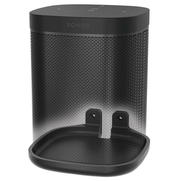 Hama Wandhouder voor Sonos One/One SL zwart
