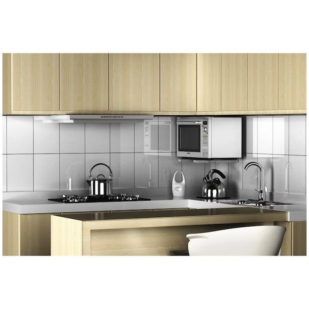 Xavax Muurbeugel magnetron/oven zilver