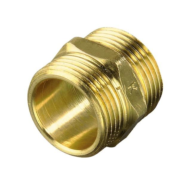 Xavax Koppeling voor toevoerslang 2 x 19.05 mm (3/4)
