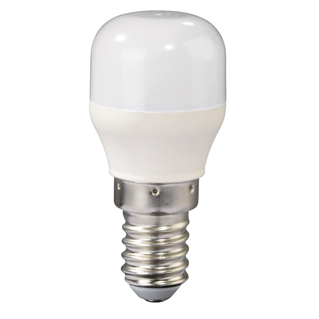 Xavax Koelkast LED lamp 2.5W E14 wit