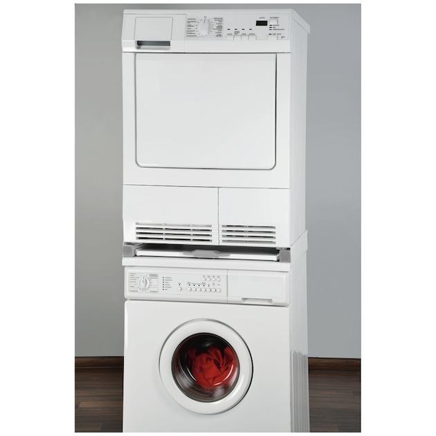 Xavax Tussenkader voor wasmachine en droger incl. lade