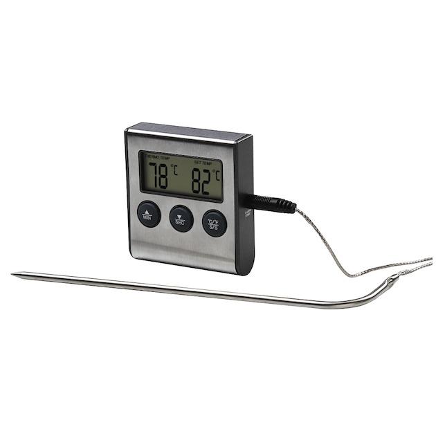 Xavax Digitale vleesthermometer met timer
