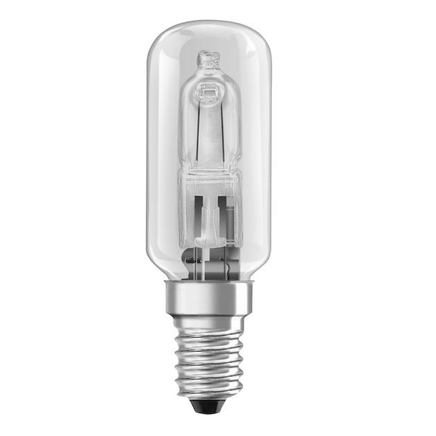 Xavax Dampkap halogeen lamp 25W transparant tube E14