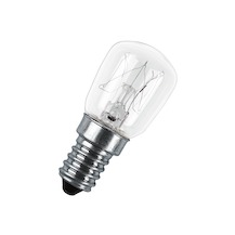 Xavax Koelkastlamp 25W E14 transparant
