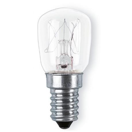 Xavax Koelkast/diepvrieslamp 15W E14 peervorm helder