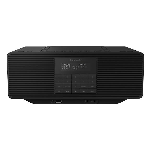 Panasonic RX-D70BT zwart