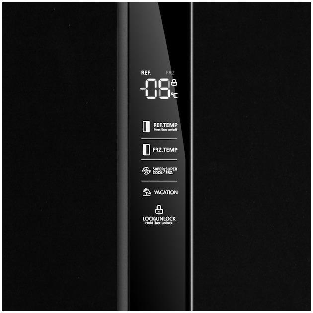 Inventum SKV0178B zwart