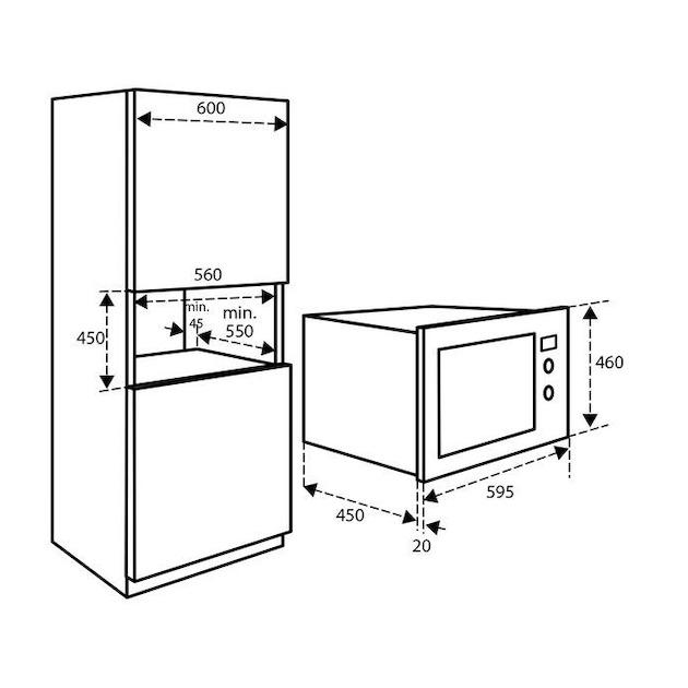 Inventum IMC6125F
