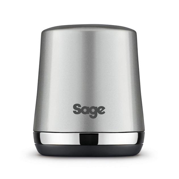Sage THE VAC Q Vacumeermachine zilver