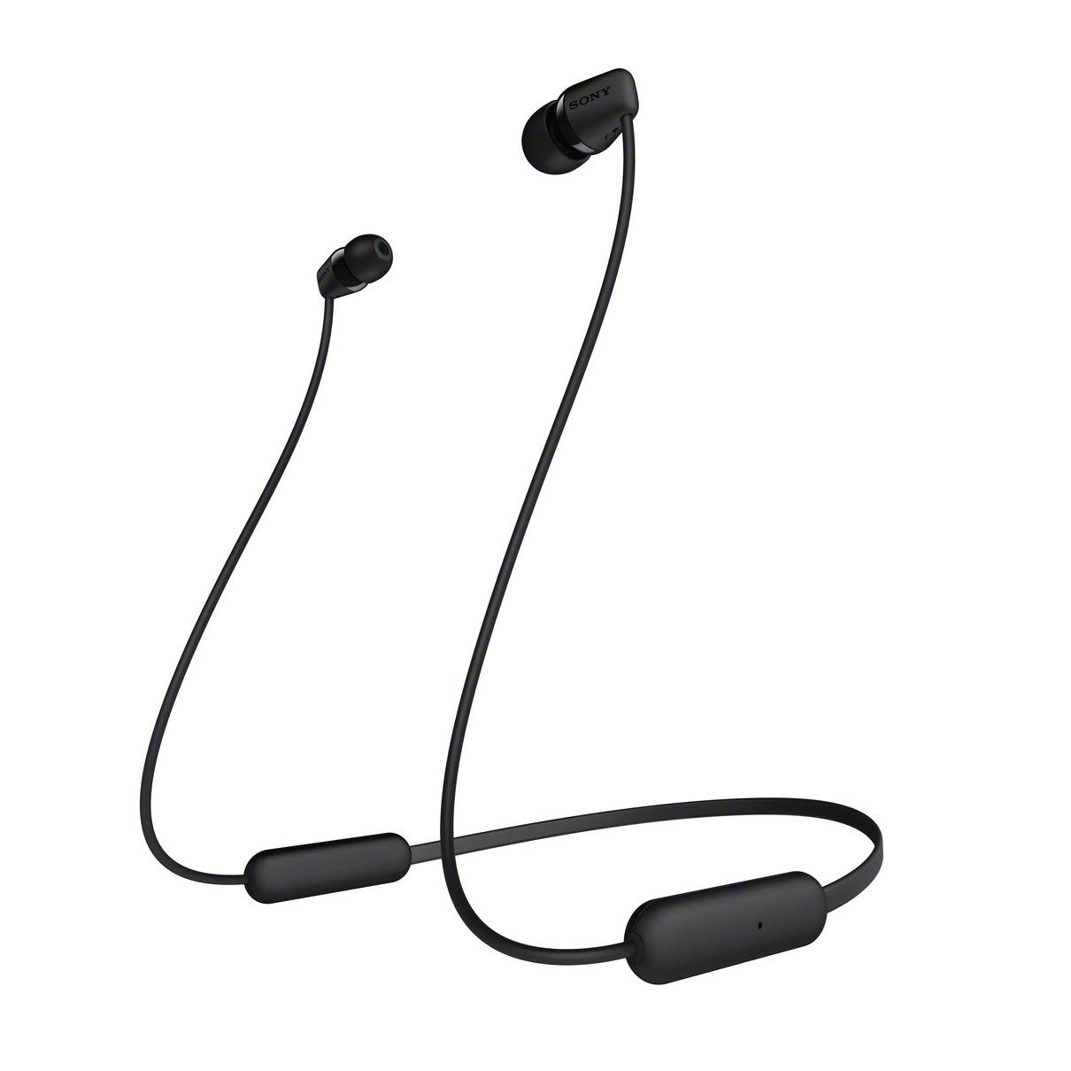 Expert-Sony WI-C200 zwart-aanbieding