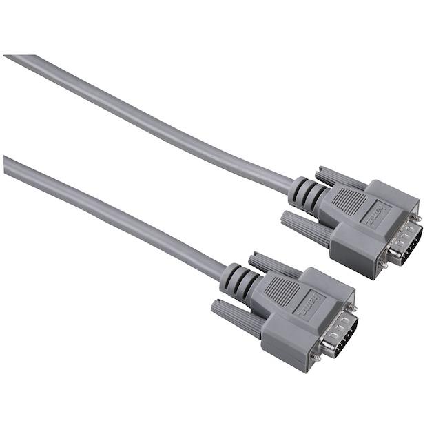 Hama VGA-M naar VGA-M-kabel IT 3 meter
