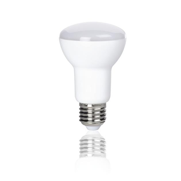 Xavax Ledlamp, E27, 600lm vervangt 47W, reflectorlamp R63 wit