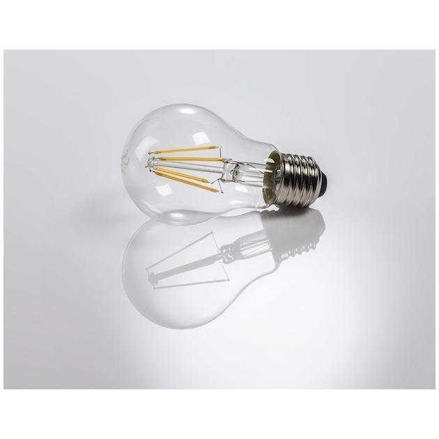 Xavax Led-gloeidraad, E27, 470lm vervangt 40W, gloeilamp wit