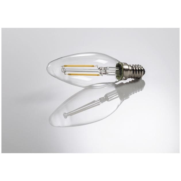 Xavax Led-gloeidraad, E14, 250lm vervangt 25W, kaarslamp wit