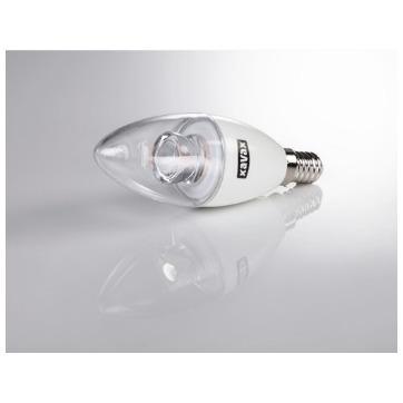 Xavax Led lamp, E14, 470lm vervangt 40 Watt kaarslamp wit