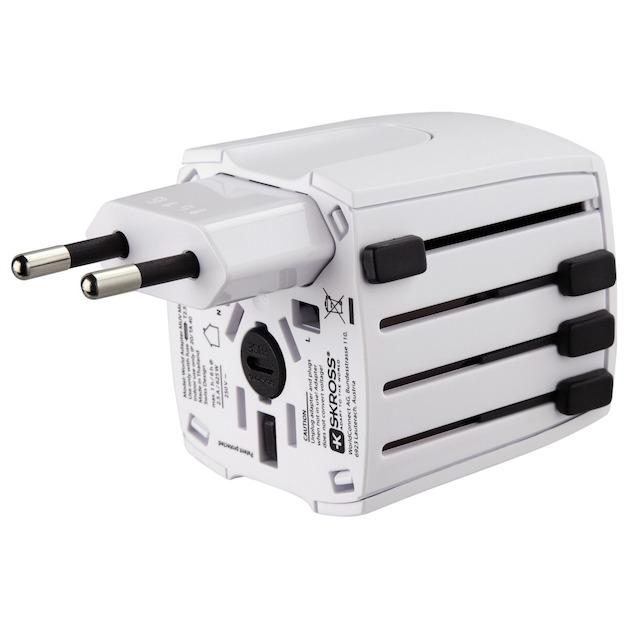 Hama Reisstekker MUV micro 2-polig