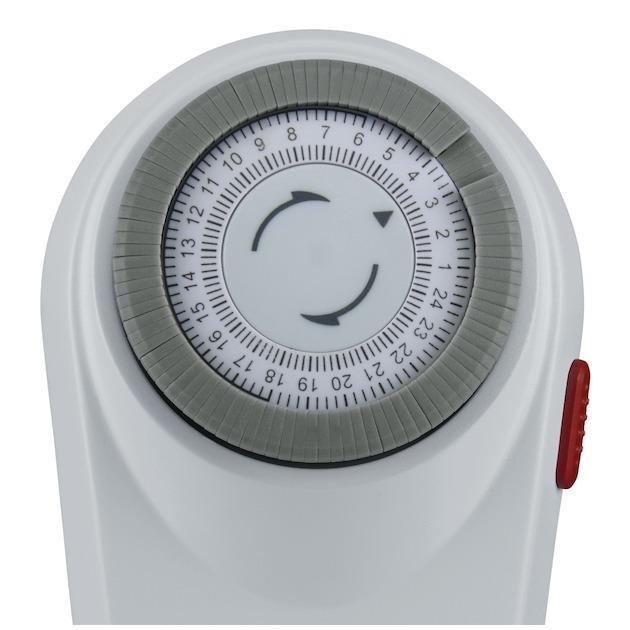 Hama Mechanische timer Curved