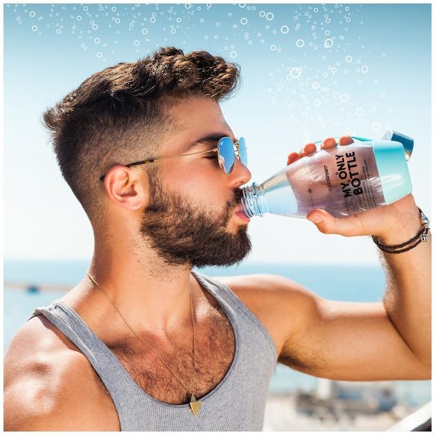 Sodastream My Only Bottle 500ML blauw