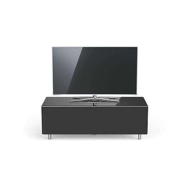 Computer En Tv Meubel.Just Racks Jrl1104t Bg Zwart Tv Meubel Nu Voor 799 Expert Nl