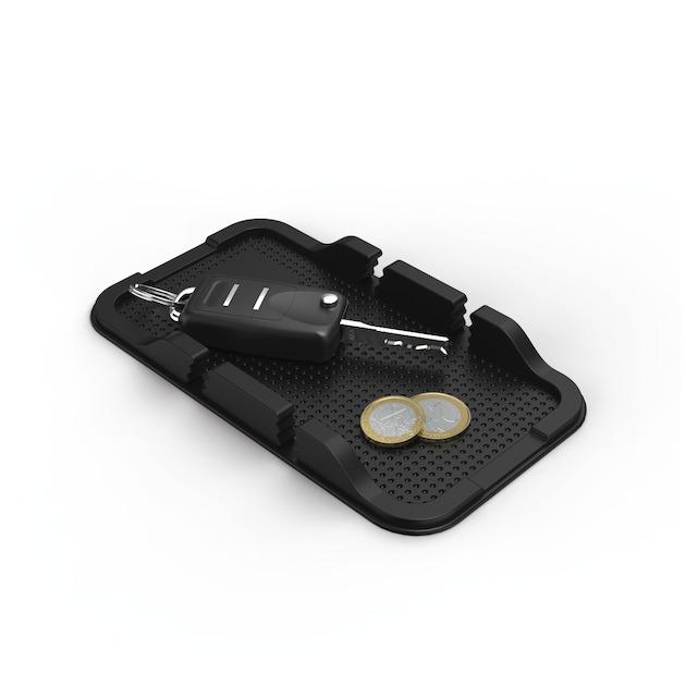 Hama Antislip Mat Smartphone zwart
