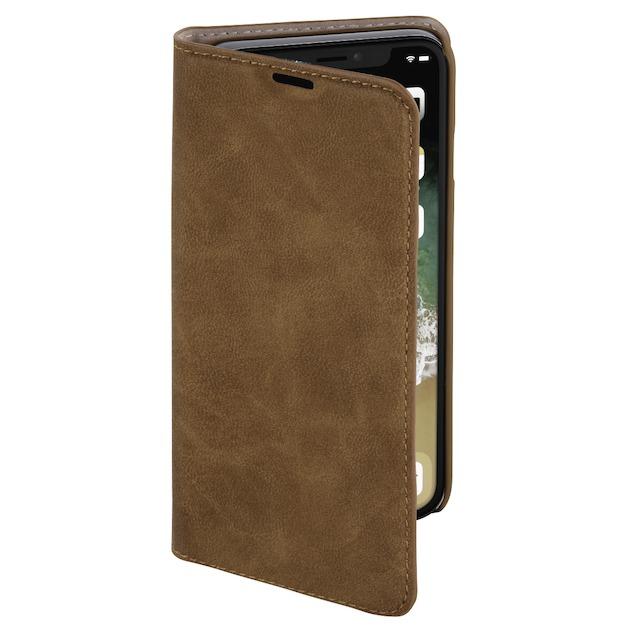 Hama Booklet guard pro Iphone XR bruin